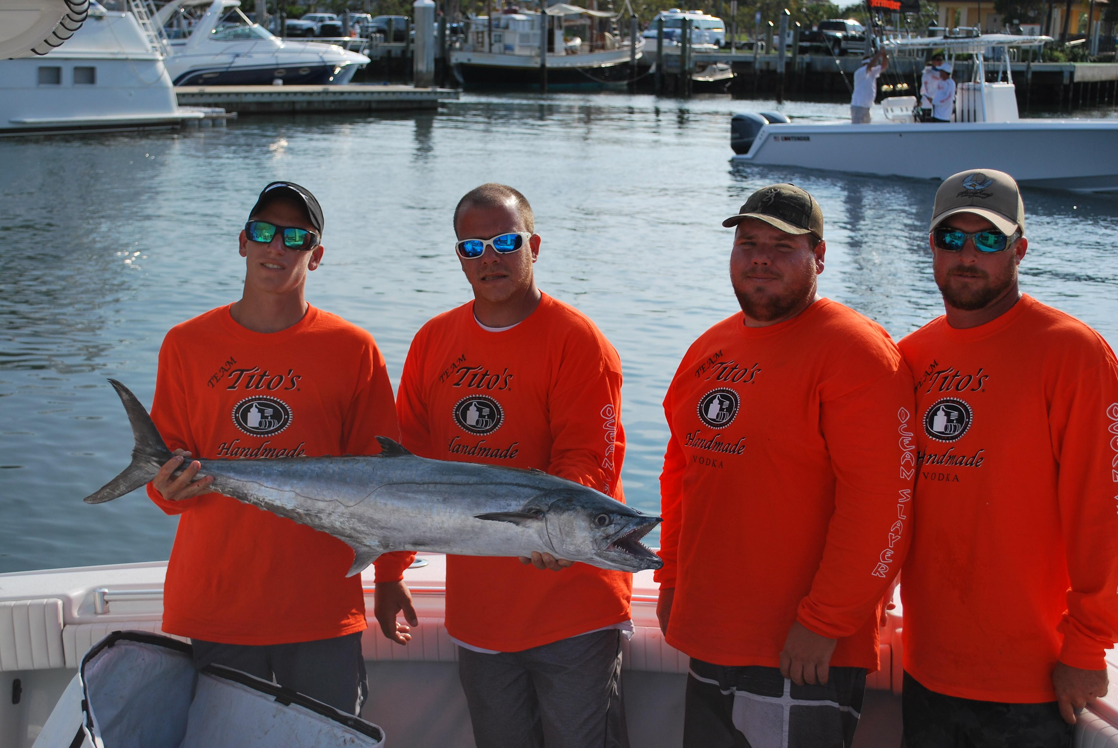 Team Tito's SKA Saturday Fish