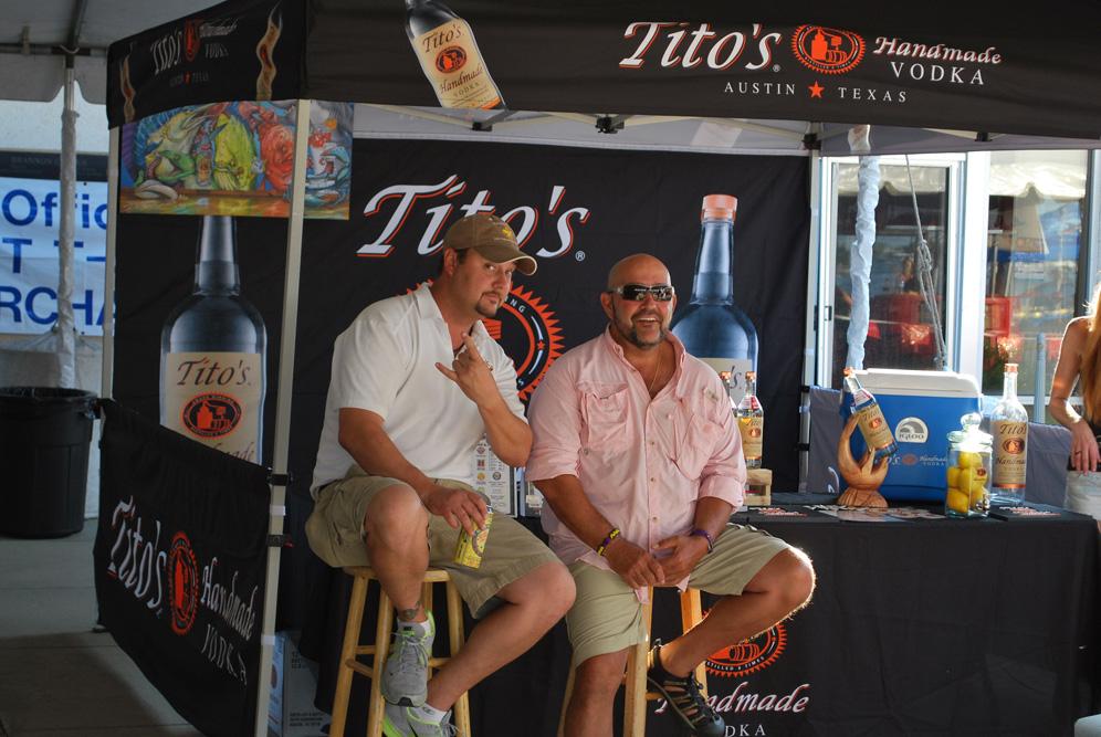 Tito's and FFR